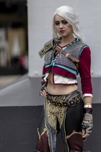 Ciri aus Witcher