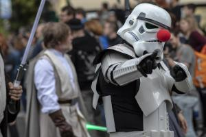 Red Nose Trooper
